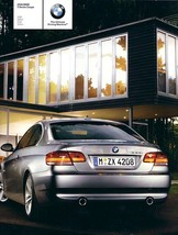 2008 BMW 3-SERIES Coupe brochure catalog US 08 328i xi 335i - $8.00
