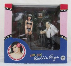 Photo Shoot Bettie Page Action Figure Dark Hors... - $44.55
