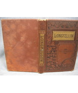 Complete Poetical Works Henry Longfellow Illust. 1883 - $11.99