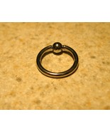 CAPTIVES BODY PIERCING JEWELRY 7/16 IN SURGICAL... - $4.99