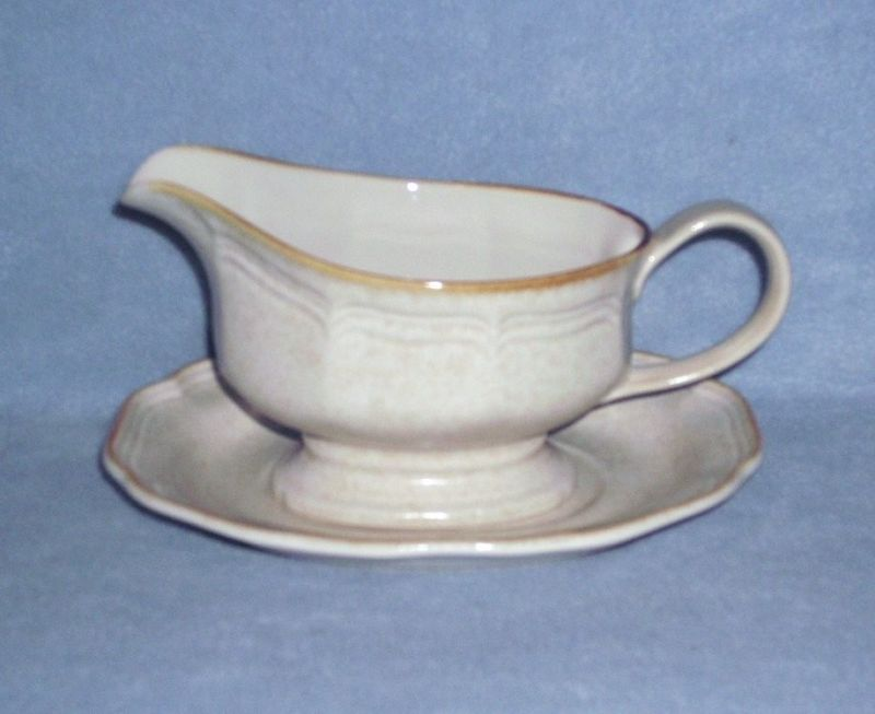 Primary image for Mikasa Country Charm FG000 Gravy Boat and Underplate See listing for matches