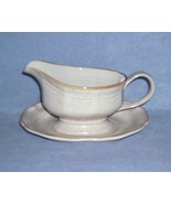 Mikasa Country Charm FG000 Gravy Boat and Underplate See listing for mat... - $15.99