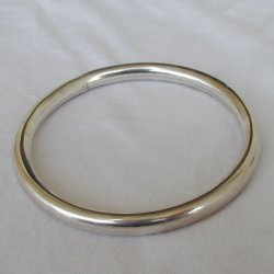 Primary image for Silver bangle  A