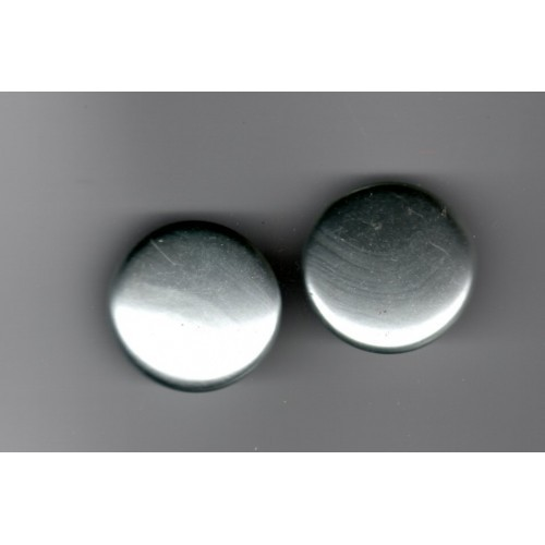 Vintage Round Clip-on Earrings
