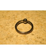 CAPTIVES BODY PIERCING JEWELRY 1/2 IN SURGICAL ... - $4.99