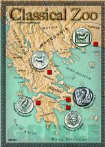 (DM 331) Classical Zoo - Greece - $25.00