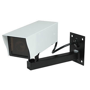 Imitation Security Camera with Outdoor Housing