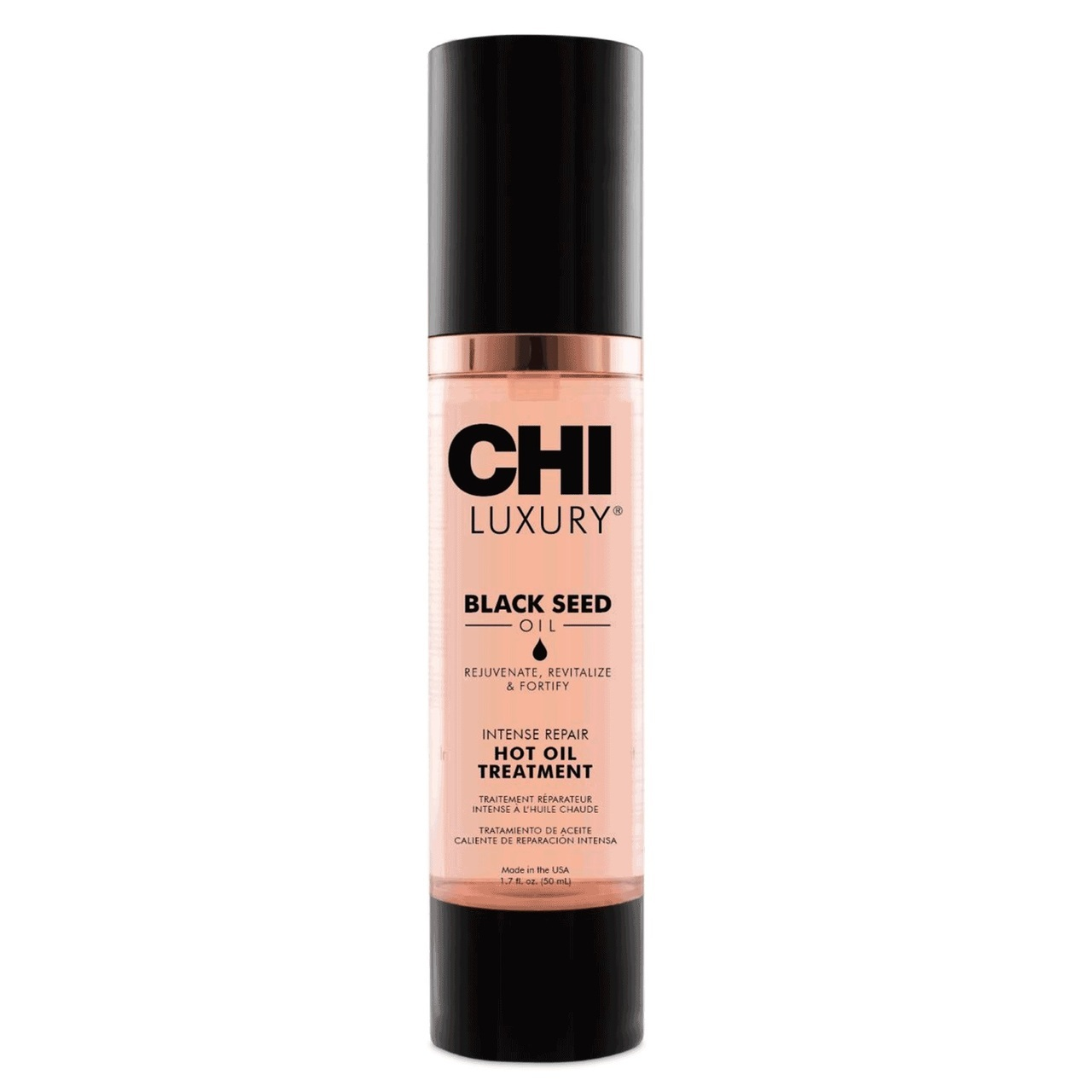 Primary image for CHI Luxury Black Seed Intense Repair Hot Oil Treatment 1.7oz