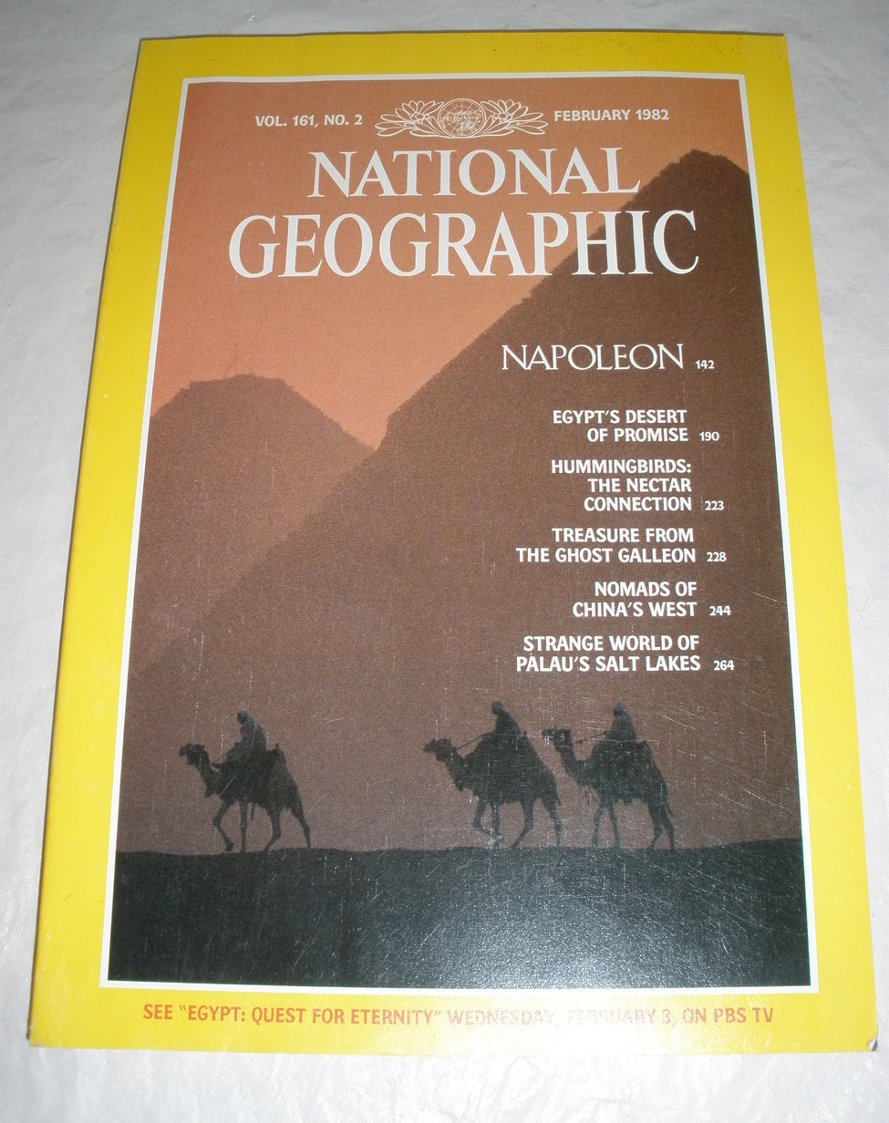 Ntl geog mag   feb 1982   vol 161   no. 2