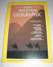 National Geographic  Magazine - February 1982 - Vol. 161 - No. 2 - $13.00