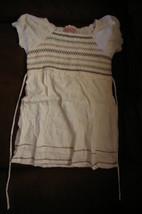 Knit Works Shirt Blouse Girls Size M - $10.00
