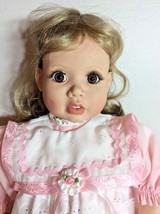 DEBBY Lloyd Middleton Royal Vienna Doll Collection USA Signed #81/300 - $174.60