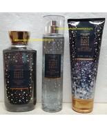 Little Black Party Dress Bath Body Works Fragrance Mist Body Cream Showe... - $40.00