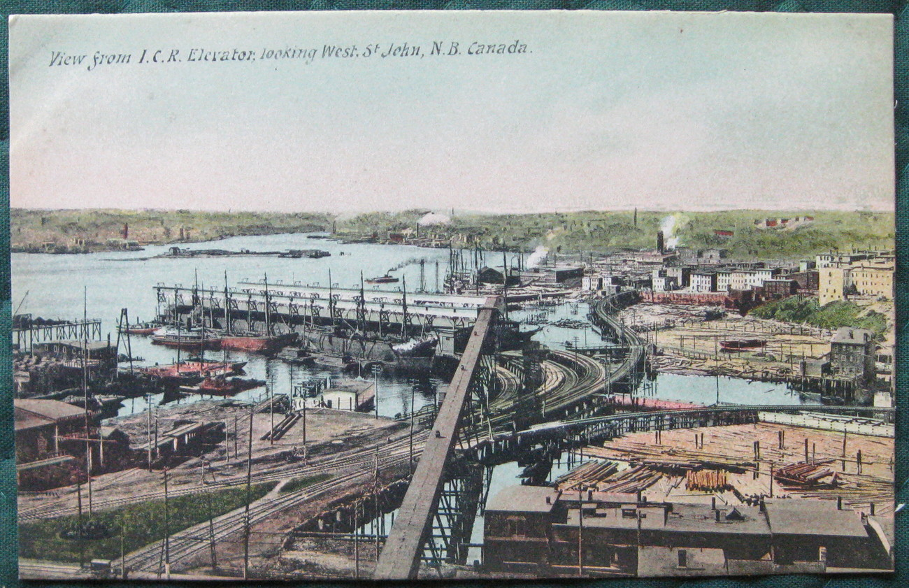 Docks at st. john  nb 1 1