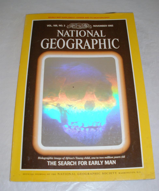 Ntl geog mag nov. 1985   vol. 168 no. 5