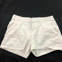 Calvin Klein Jeans Women's White Shorts 10 - $16.82