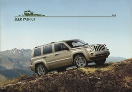 2008 Jeep PATRIOT brochure catalog US 08 Sport Limited - $6.00