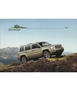 2008 Jeep PATRIOT brochure catalog US 08 Sport Limited - $6.00