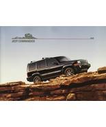 2008 Jeep COMMANDER brochure catalog US 08 Limited Overland - $8.00