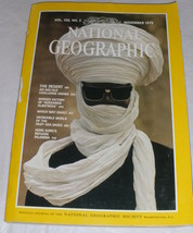 National Geographic  Magazine- November 1979 - Vol. 156 - No. 5 - $13.00