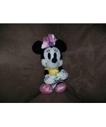 "Disney Minnie Mouse Sega Plush Doll 9""  - $7.00"