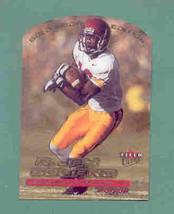 2000 Ultra Gold Medallion R Jay Soward Rookie Card Jaguars  - $1.50