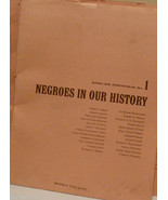 Black History Month: Portfolio Negroes in Our History (Notable Americans) - $78.99