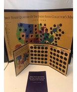 First State Quarters of the United States Collector's Map  And Guide 199... - $18.70