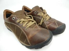Keen Presidio Size 9.5 M (B) EU 40 Women's Casual Oxford Shoes Brown 101... - $41.41