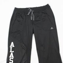 Adidas Athletic Pants Size Large L CLIMALITE Warm Up Athleisure Pant ALA... - $19.47