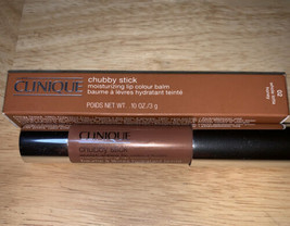 clinique chubby stick moisturizing lipcolor balm 02 Whole Lotta Honey - $16.82