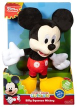 Disney Mickey Mouse - Silly Squeeze Mickey - Fisher Price - DJM55 - New - $32.03