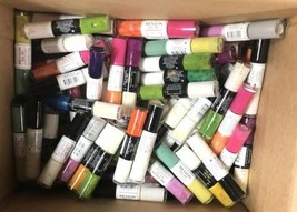 Mixed Wholesale Lot of  66 Revlon Nail Neon Nail Polish Assorted Colors - $85.99