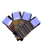 Bari Menswear Luxury Cotton Blend Colorful Dress Socks - $18 Retail - Br... - $6.99