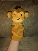 "Melissa & Doug Monkey Hand Puppet Plush 9"" Zoo Friends 9081 Ages 2+ Stuffed... - $10.88"