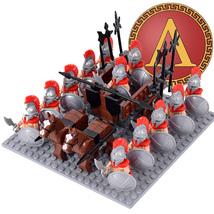 Spartans Centurion Military Soldiers Medieval Knights War Chariot MOC Mi... - $28.98+