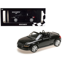 1999 Audi TT Roadster Black Limited Edition to 300 pieces Worldwide 1/18... - $130.09