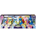 My little pony exclusive Wonderbolts 6 figure gift set including derpy h... - $39.59