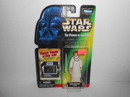 1998 Kenner Star Wars Power of the Force POTF Mon Mothma w/ Baton MOC - $9.99