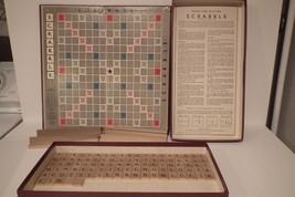 Vintage Scrabble Game - Copyright 1949 - $30.00