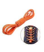 Blancho Bedding 2 Pairs/Set No tie Elastic Shoelaces Lock Easy lace for ... - $16.22