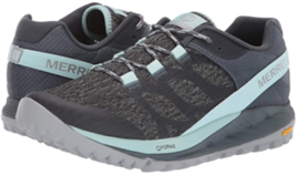 Merrell Antora Taglie 9 M EU 40 Donna Sneaker Scarpe da Corsa Trail Turbolenza - $84.09