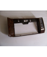 CADILAC BROUGHAM DASH TRIM PANEL GLOVE BOX COMPARTMENT TRIM VENT 1990 1992 - $142.21