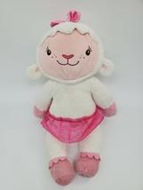 "15"" LAMBIE Lamb Doc Mcstuffins Ballerina Plush Stuffed Animal Toy Disney... - $14.99"