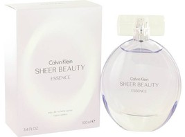 Calvin Klein Sheer Beauty Essence Perfume 3.4 Oz Eau De Toilette Spray image 2