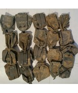 20 ea US Military Hand Grenade Utility Pouch ACU Camo Molle II Good Cond... - $10.25