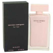 Narciso Rodriguez by Narciso Rodriguez Eau De Parfum Spray 3.3 oz for Women - $88.95