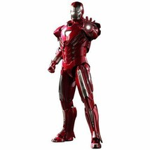 Nouveau Film Masterpiece Iron-Man Mark 33 Xxxiii Argent Centurion 1/6 Hot Toys - $338.66