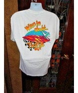 MM Offshore Powerboat Racing T-Shirt Large - $19.50