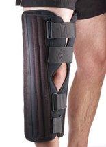"""Corflex Tri Panel Knee & Full Leg Immobilizer Splint-23"""" - $49.99"""